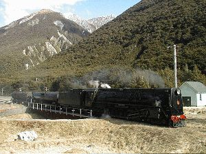 Steam Excursion Train