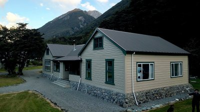 Arthur's Pass Outdoor Education Centre