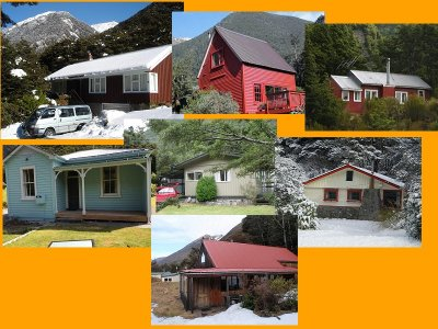 Arthur's Pass Holiday Houses
