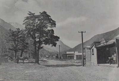 Arthur's Pass Village, 1925