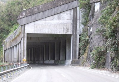Otira Gorge Rock Shelter