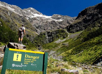 Upper Bealey Valley