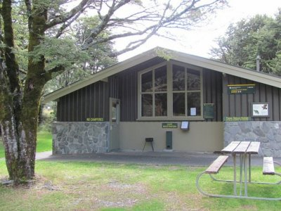 Avalanche Creek Public Shelter